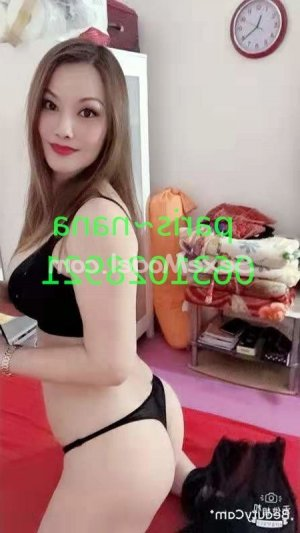 Djenabou massage tantrique