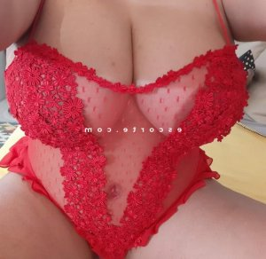 Syliana massage sexy à Coulounieix-Chamiers